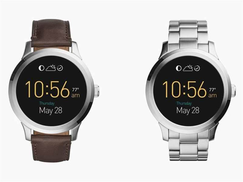 Fossil and Intel's first Android Wear watch looks familiar...
