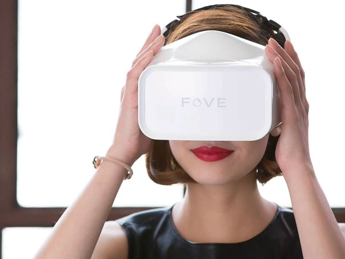 FOVE VR wants to track your whole body