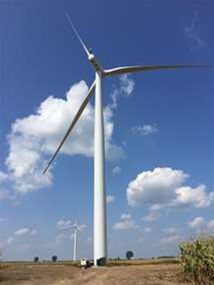AWS spins up first wind farm