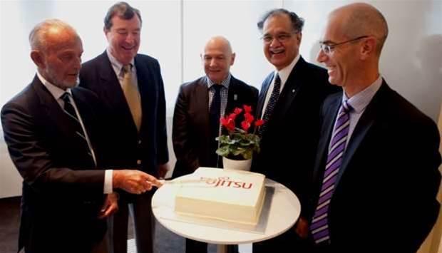 Fujitsu Australia turns 40