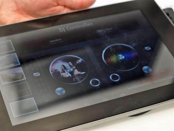 Fujitsu's ultrasonic haptic feedback tablet amazes us at MWC