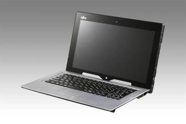 Fujitsu unveils new tablet hybrids