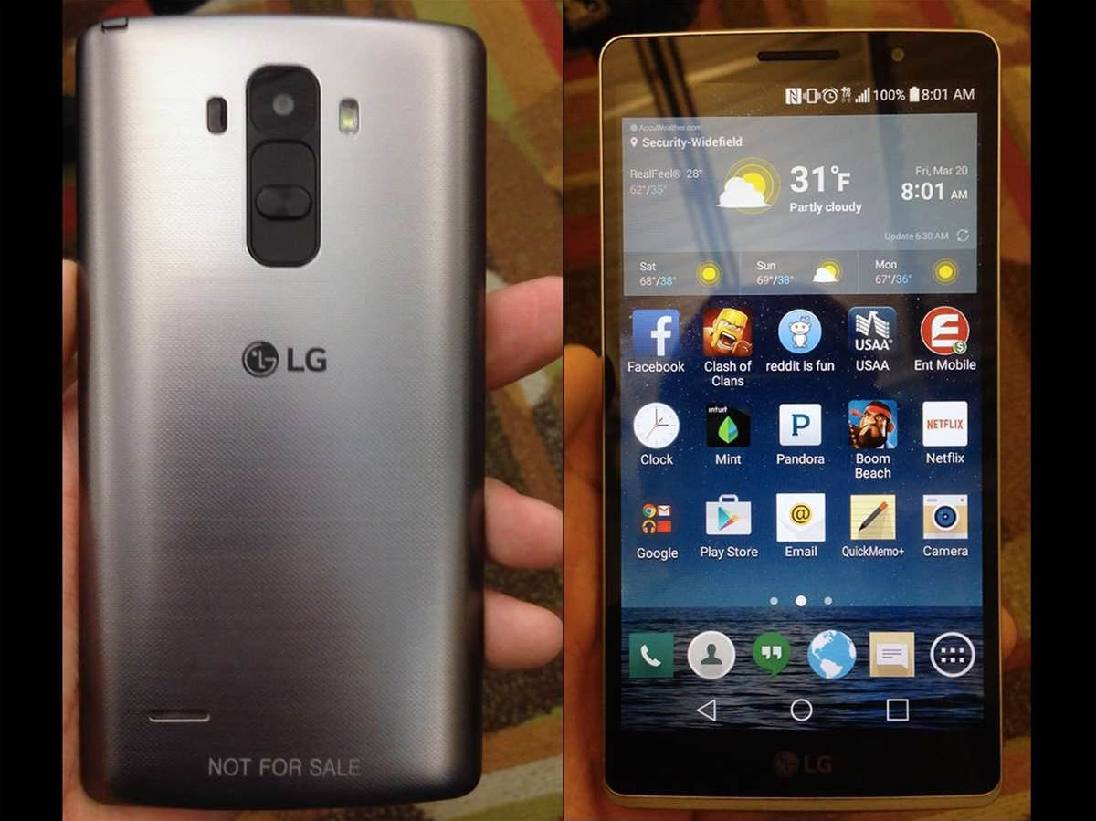 Is this the LG G4?