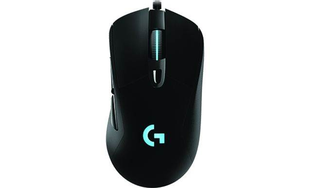 One Minute Review: Logitech G403 Prodigy gaming mouse