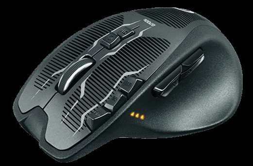 Review: Logitech G700s mouse