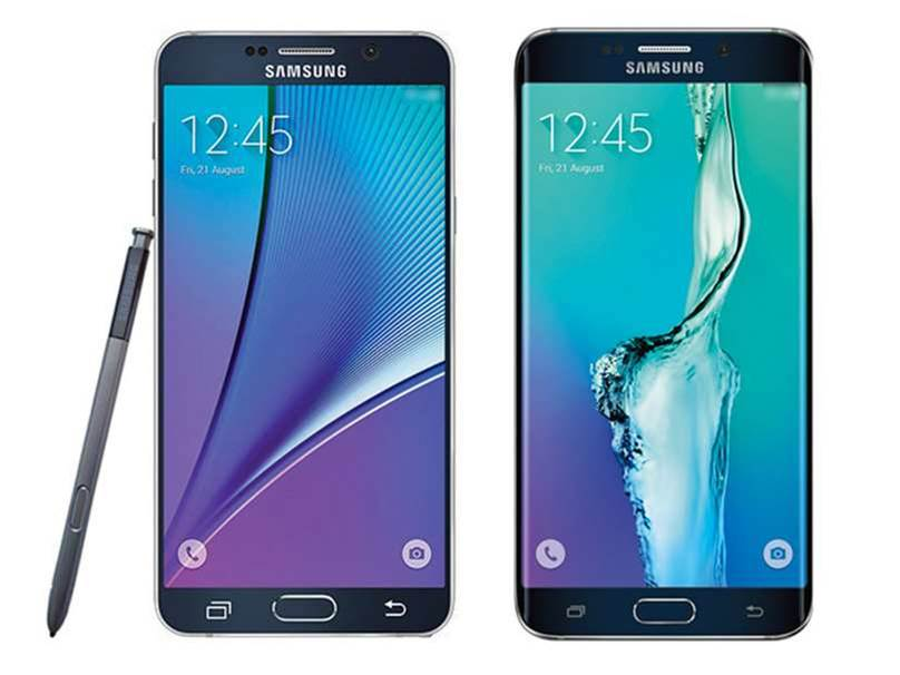 Galaxy Note 5 and S6 Edge+ have leaked - again