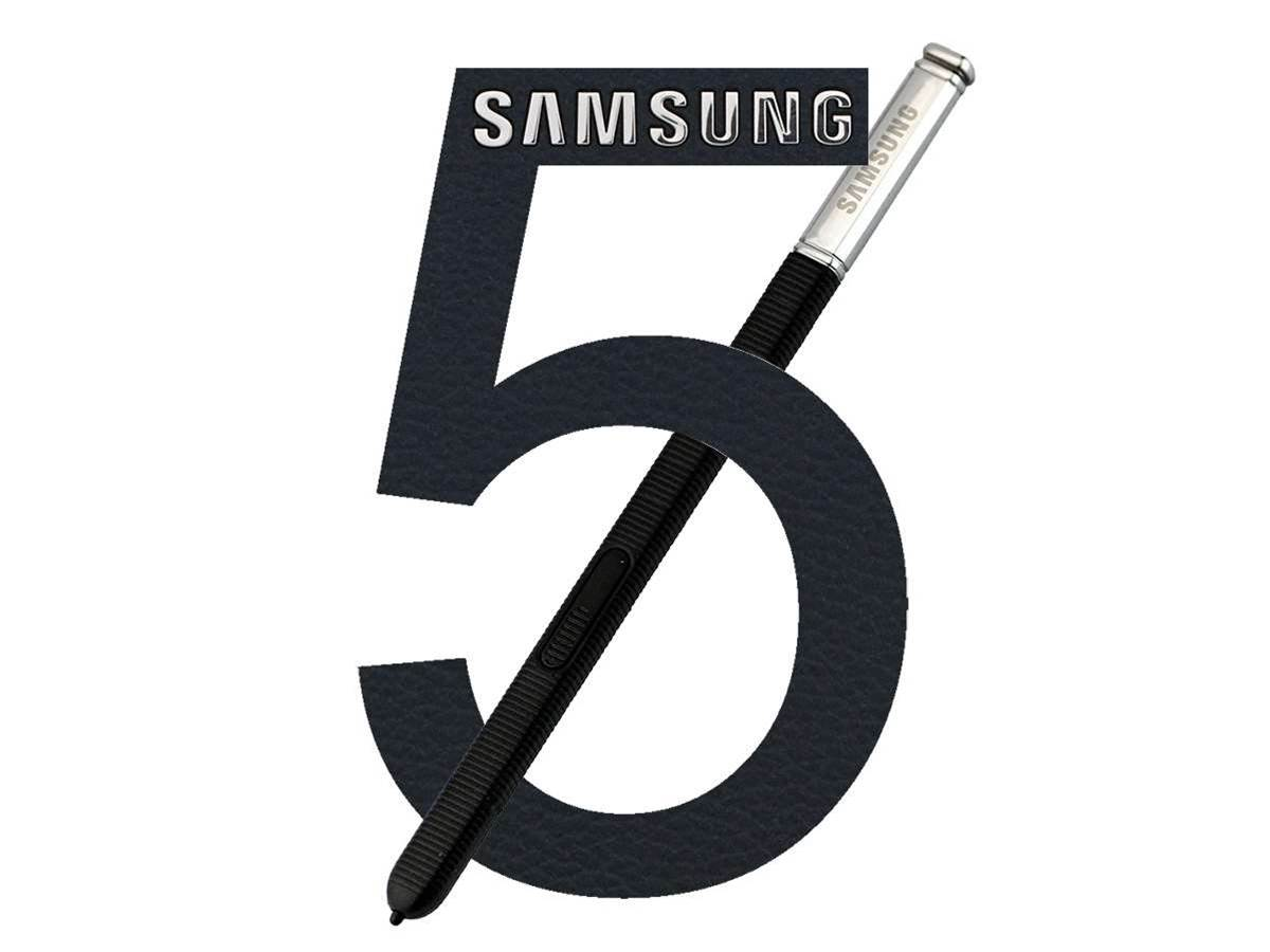 Samsung Galaxy Note 5 will launch on 12 August with 4GB of RAM