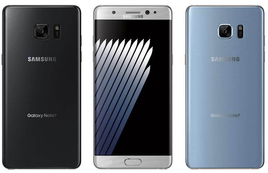 It's official: Samsung is recalling 51,000 Galaxy Note 7 devices in Australia
