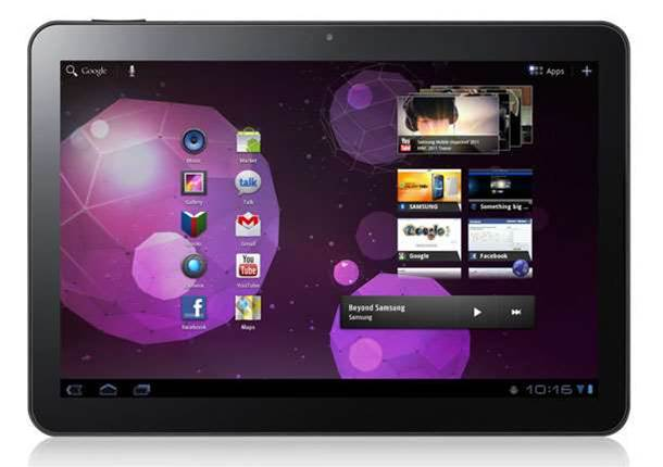 Samsung Allowed To Sell Galaxy Tab In Australia - For Now