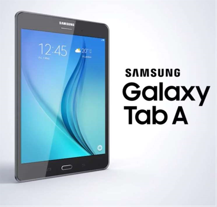 Samsung's launching more tablets