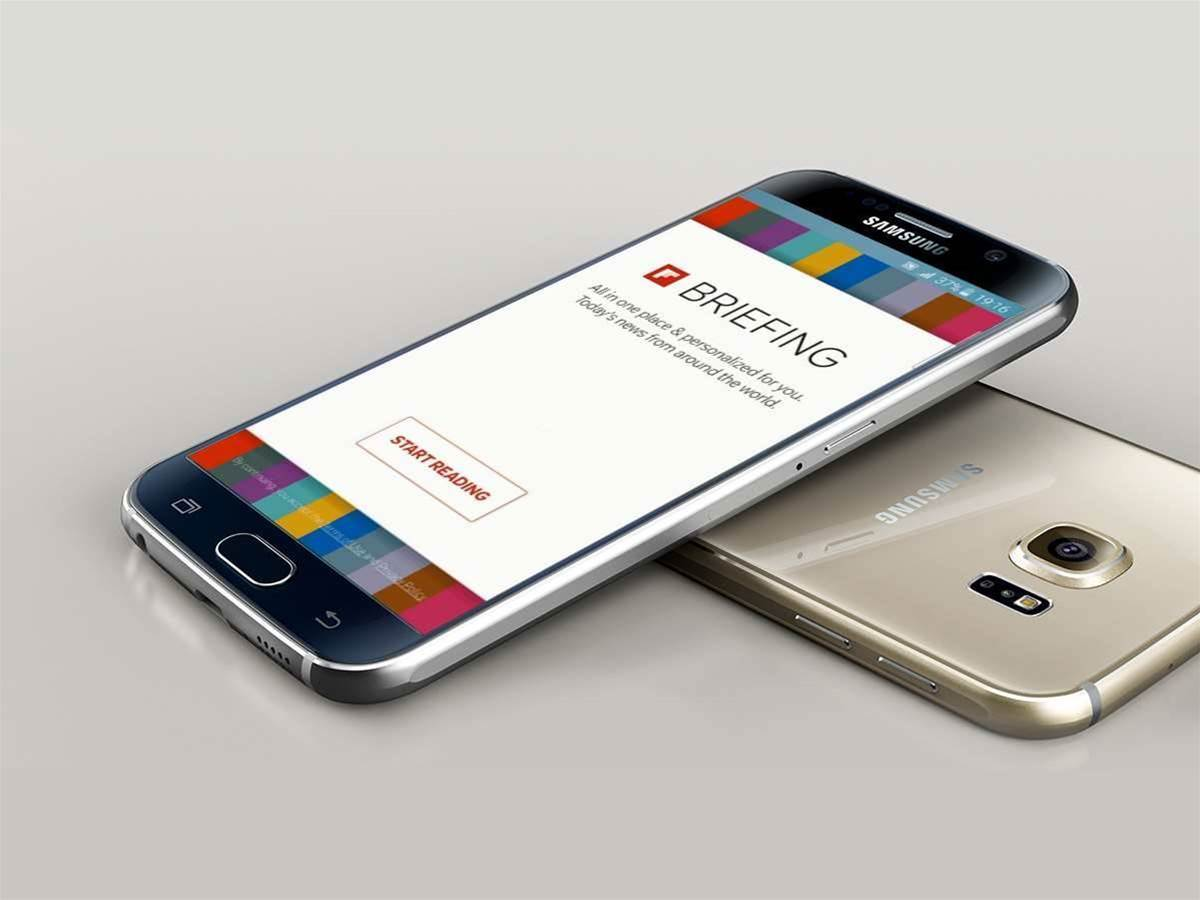 Samsung's got an Apple News rival in the works