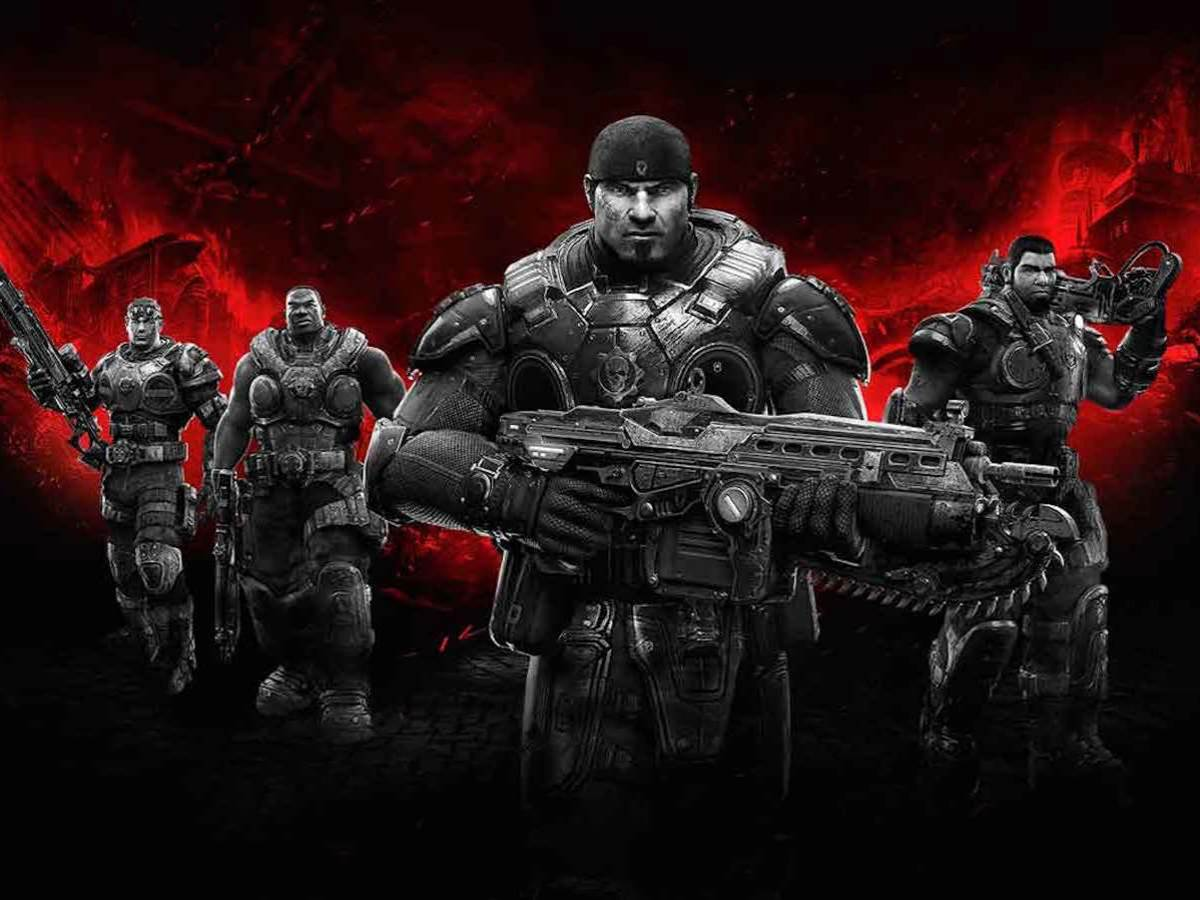 Gears of War: Ultimate Edition includes entire series for Xbox One