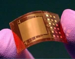 Scientists build motion-powered LCD