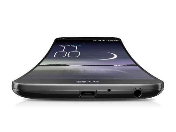 LG's G Flex 2 smartphone may finally actually be flexible