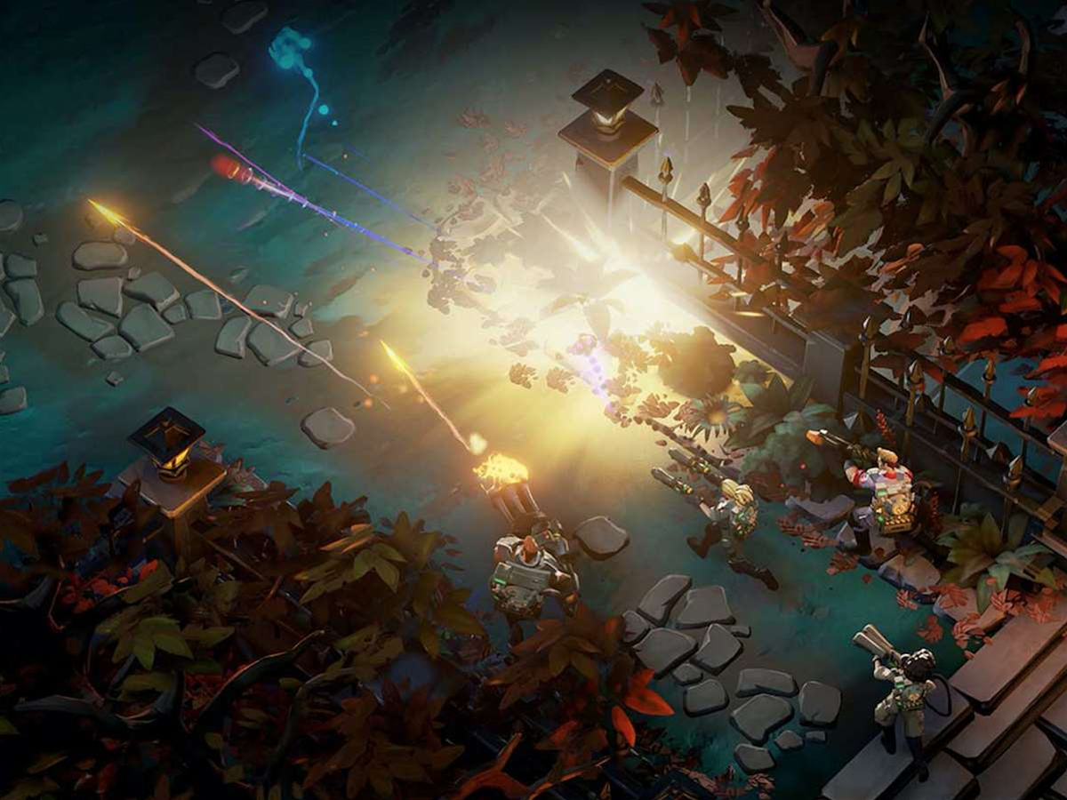 New Activision Ghostbusters game promises couch co-op blasting