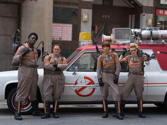 There's Real Science Behind The New 'Ghostbusters' Proton Pack?