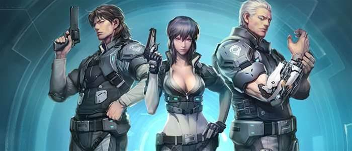 Ghost in the Shell: First Connection Online, coming to PC next year