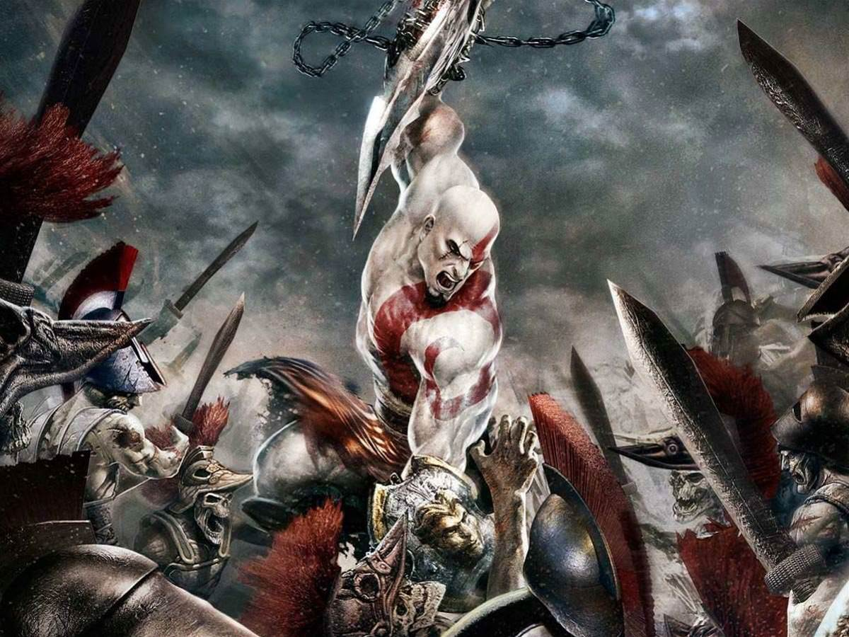 God of War coming to PS4