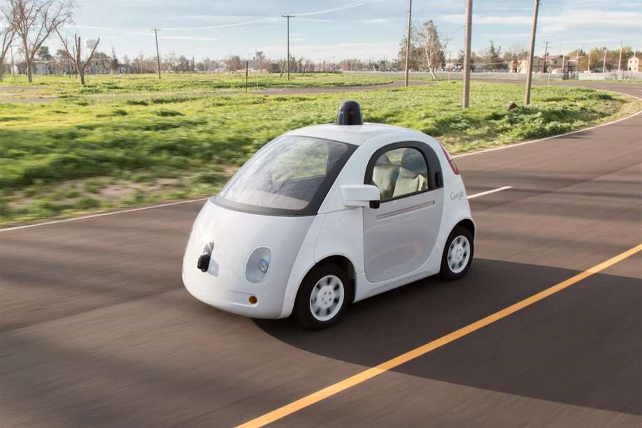 Google To Unleash Robot Cars On World This Year