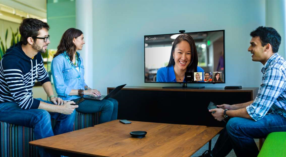Google announces videoconferencing bundle