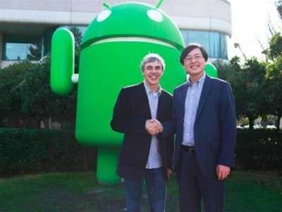 Google bought $838m Lenovo stake