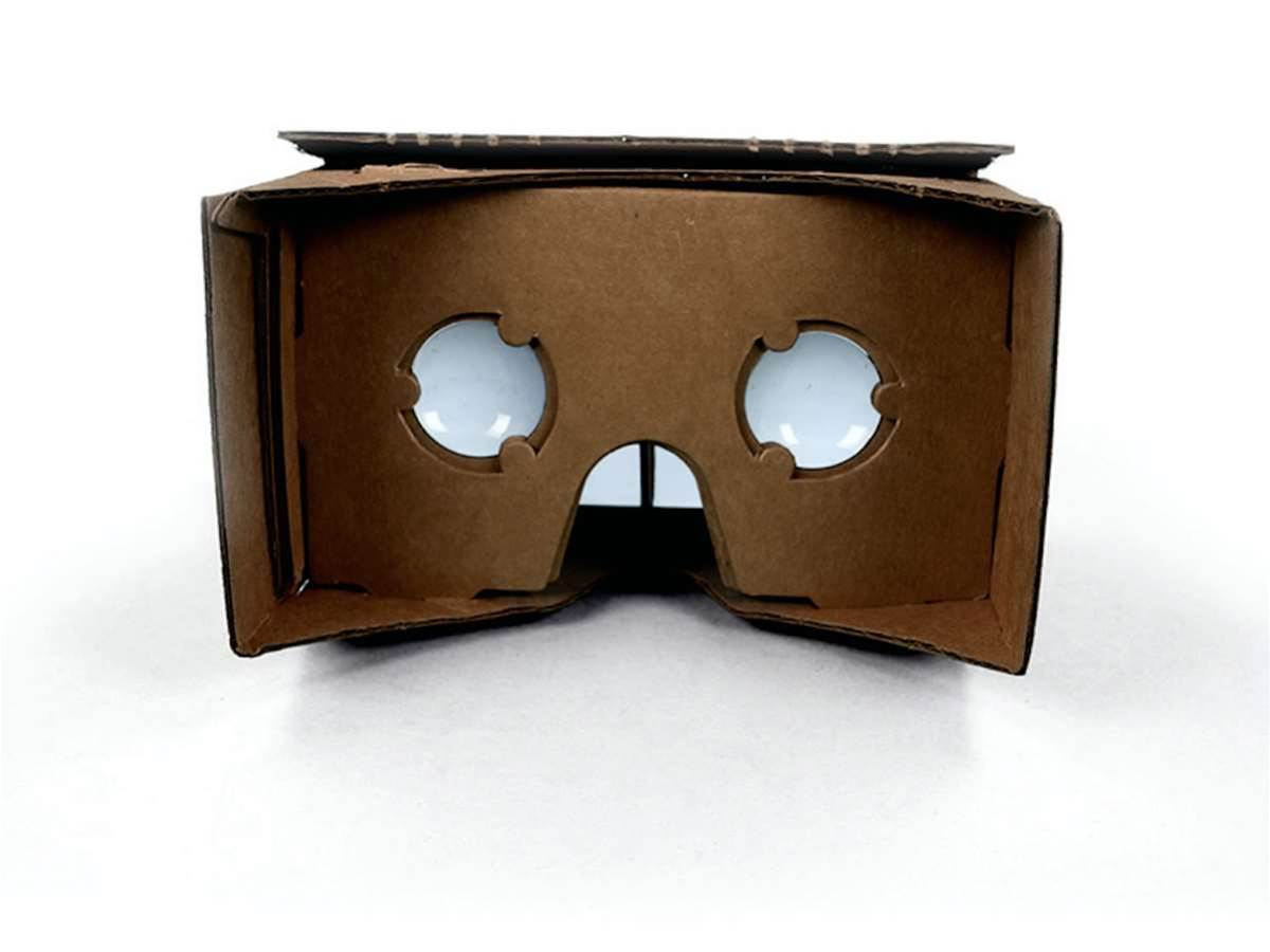 Google could be creating a VR-ready version of Android
