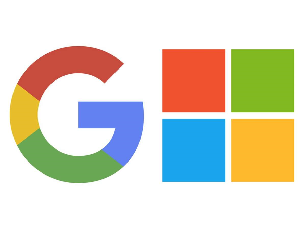 Google, Microsoft agree to end five years' of lawsuits