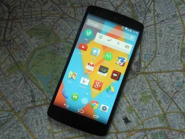 Android 5 Lollipop rolling out to Nexus devices, some Moto X and G handsets