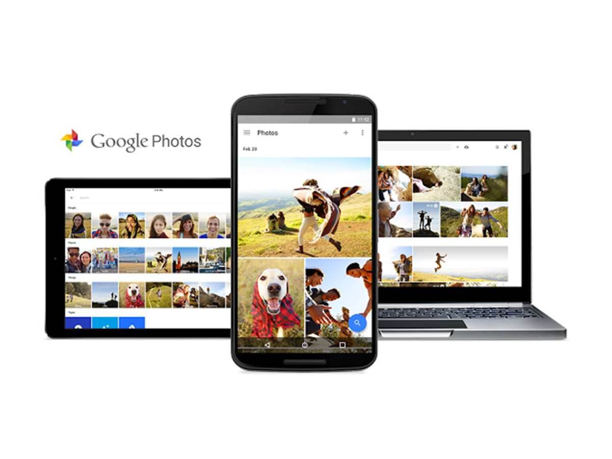 Google's just given the world unlimited photo storage