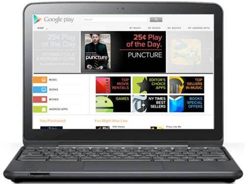 Google replaces Android Market with Google Play