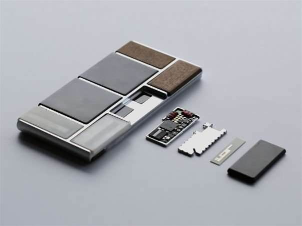 Project Ara modular phone lets you swap components without switching it off