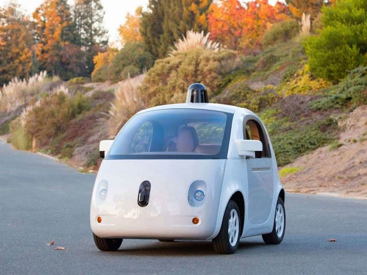 Google details self-driving car collisions