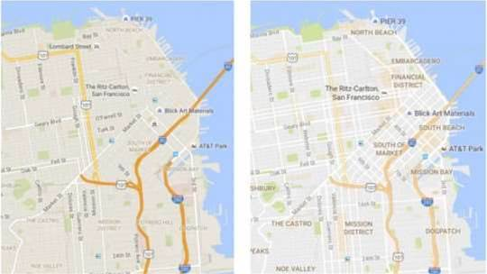 Google Maps is about to get even easier to use