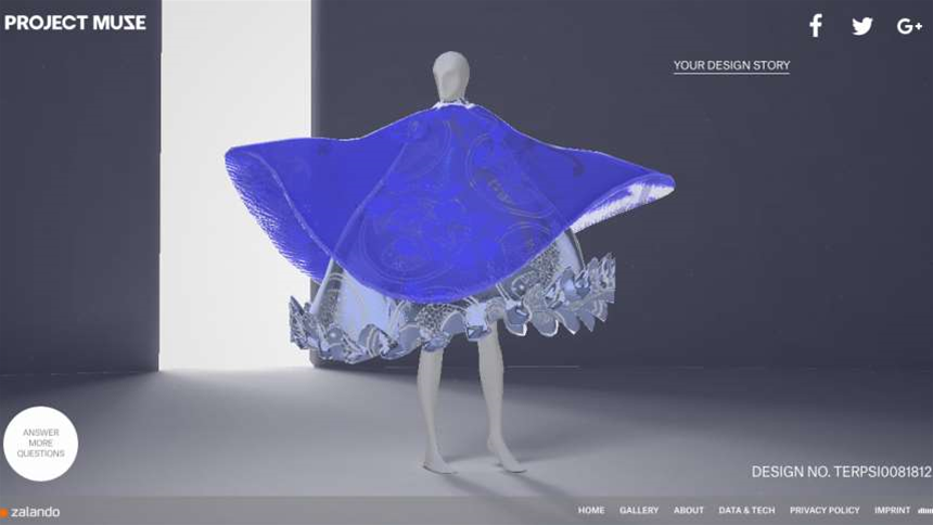 Google takes machine learning to fashion and the results are... well...