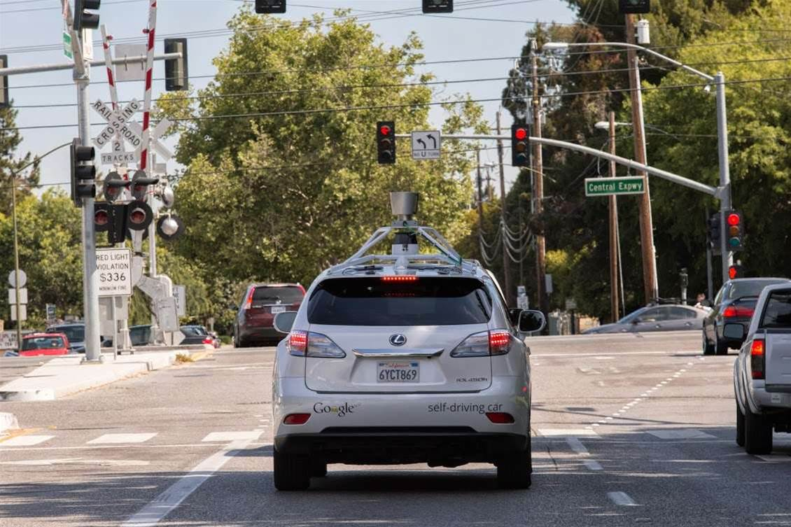 Google's Self-Driving Cars In Austin Have Removed Humans Entirely