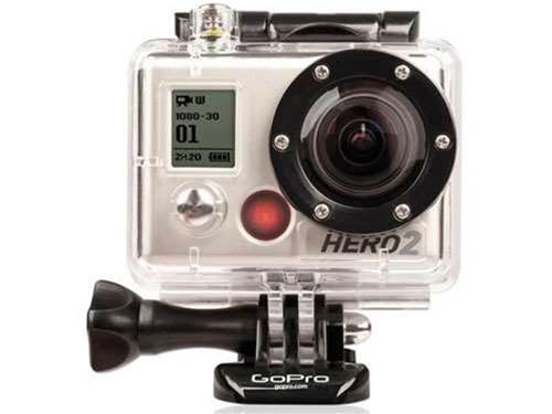 GoPro HD Hero 2 gets pro-baiting firmware upgrade