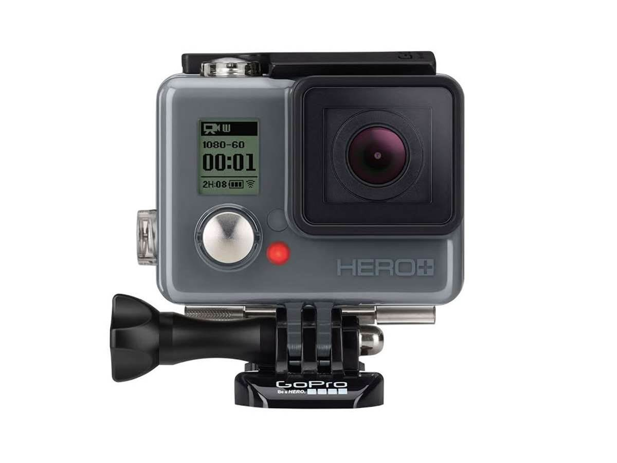 GoPro Hero+ offers Bluetooth and Wi-Fi smarts for $299