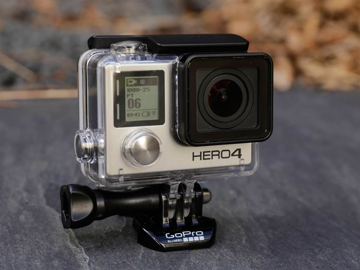 GoPro is releasing its own quadcopter