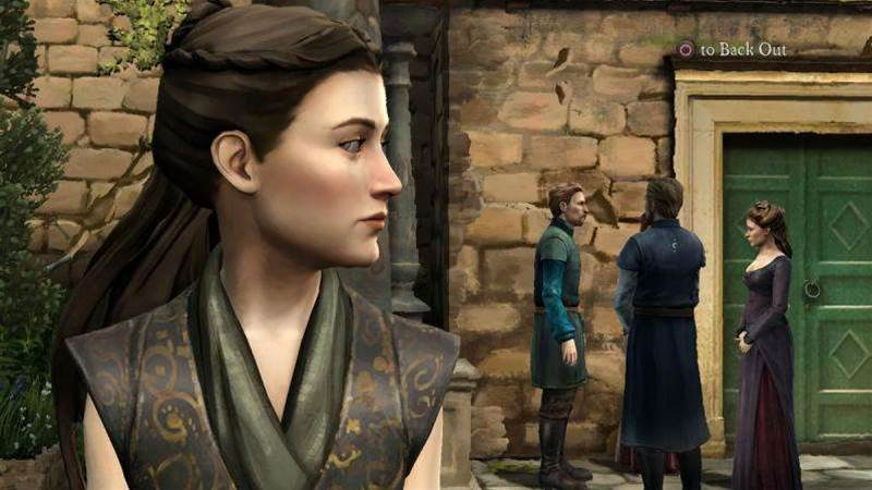 Game of Thrones: A Telltale Game