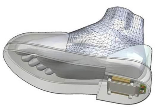 first gps enabled walking shoes help caregivers track alzheimer 39 s patients tech australian. Black Bedroom Furniture Sets. Home Design Ideas
