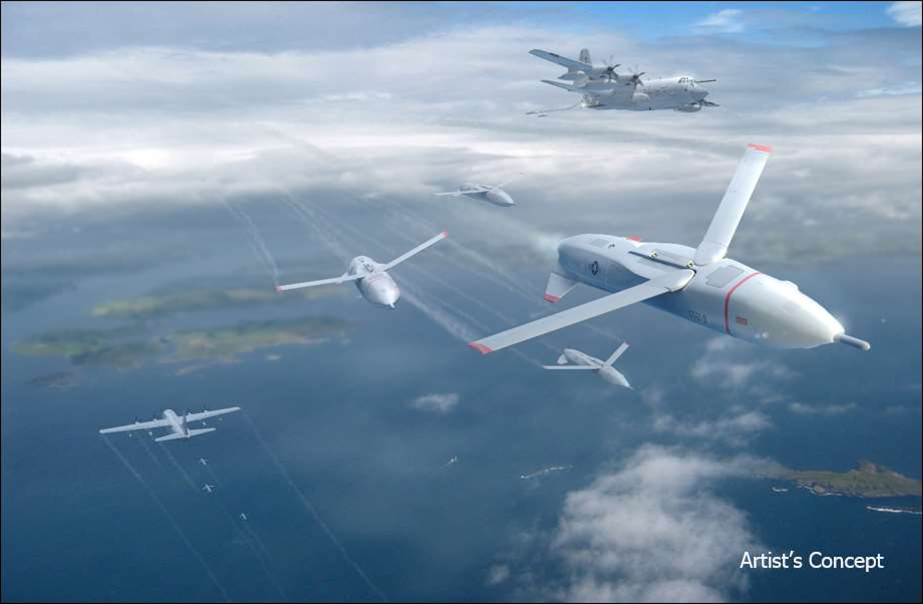 DARPA Wants Friendly Gremlin Drones