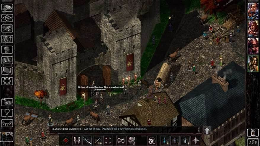The sad hypocrisy of Baldur's Gate-gate