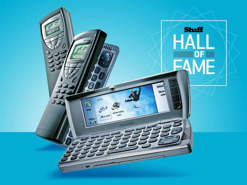 Hall of Fame: Nokia 9210 Communicator