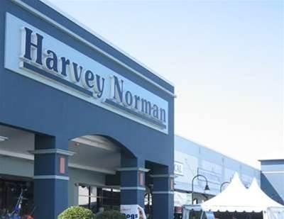 Harvey Norman suffers fall in profits