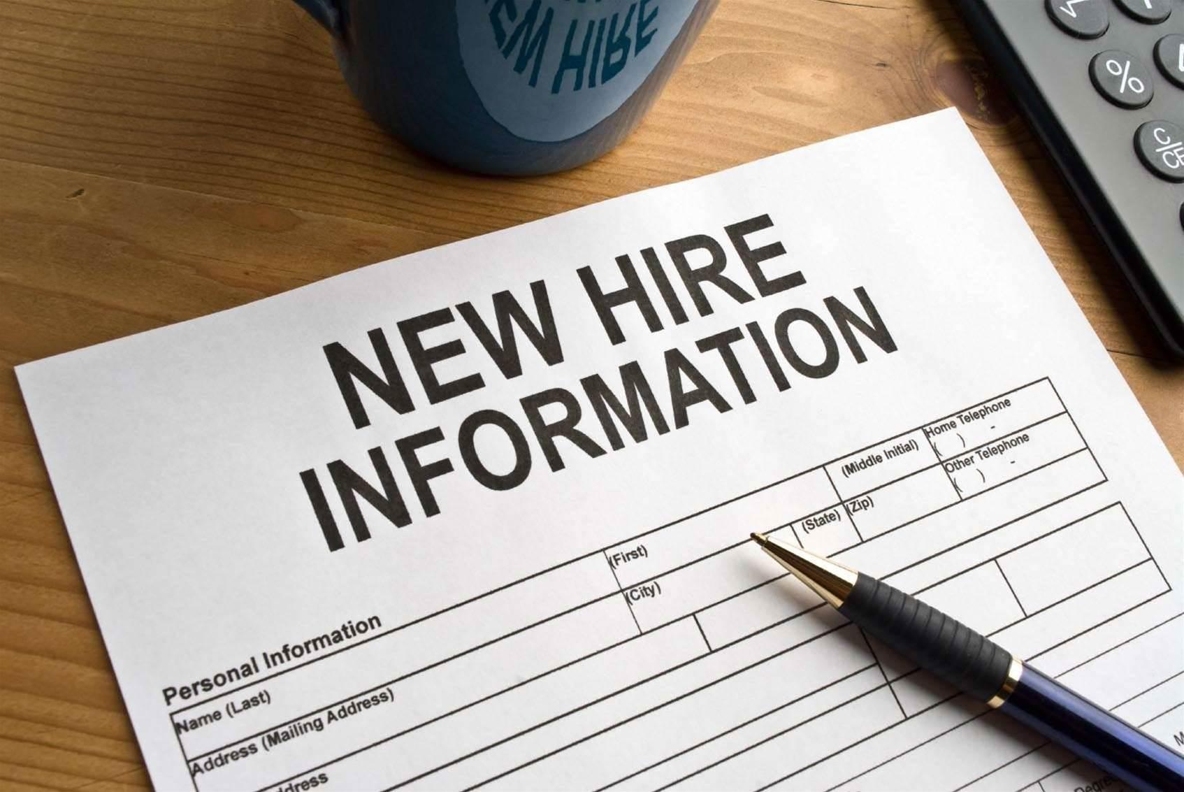 Turnbull's department hires new CIO