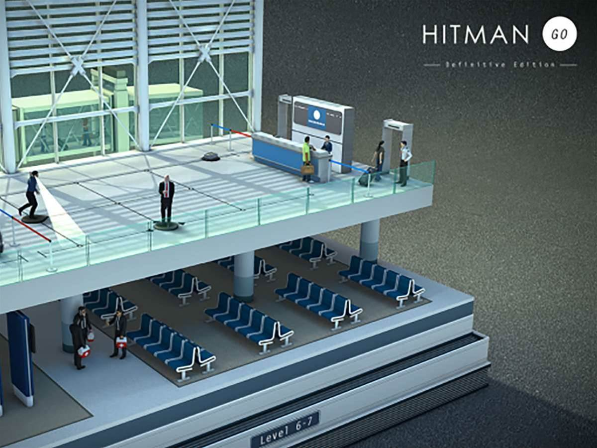 Hitman Go has Steam and PS4 in its crosshairs