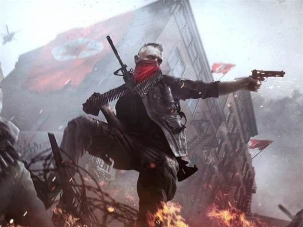 Crytek UK shuts down, Deep Silver takes over Homefront: The Revolution