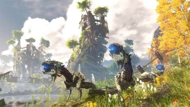 Preview: Horizon Zero Dawn