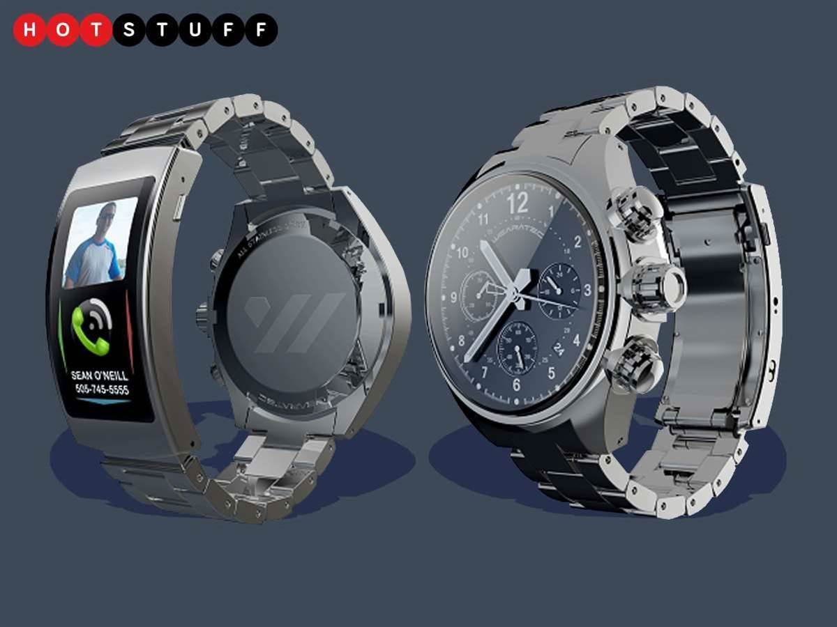 LINK turns any luxury watch into a smart one