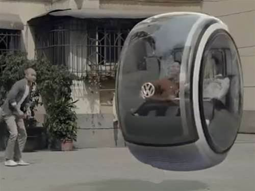 Viral of the Week: VW Hover Car
